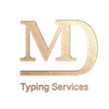 MD Typing Services Logo