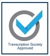 Transcription Society logo